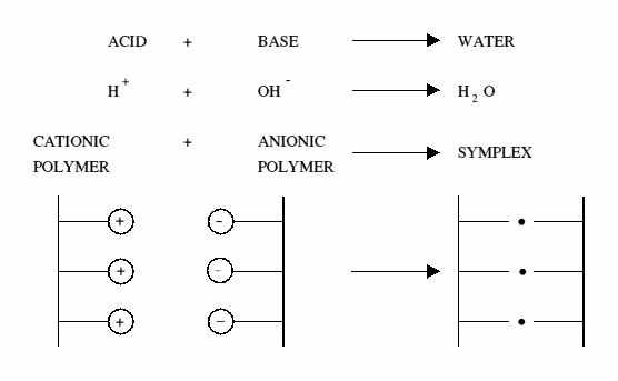 Principle of Polyelectrolytic Titration