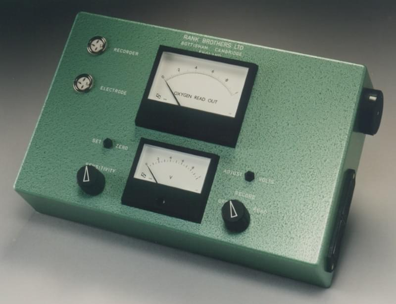 Combined Polarising Circuit and Readout Meter